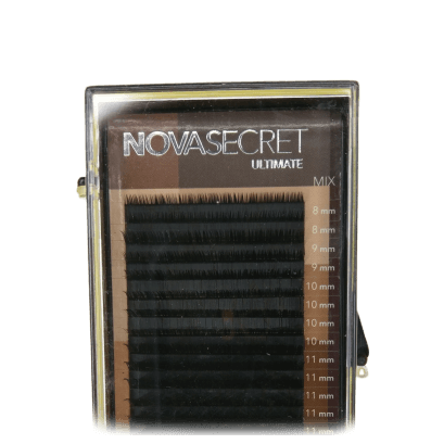 Ресницы Novasecret L mix